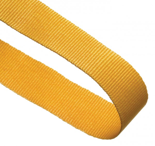 Yellow Woven Medal Ribbons With Clip 1