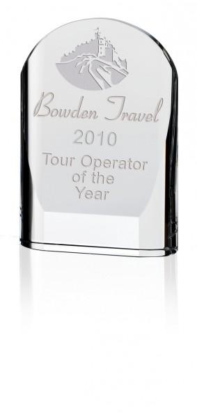 Crystal Awards In Presentation Box  1