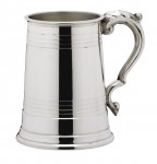 Worcester English Pewter Tankards