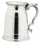 Milk Curn English Pewter Tankards