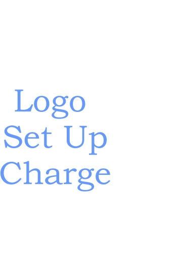 *Logo Origination Charge* If you require your own logo to be engraved on to your item