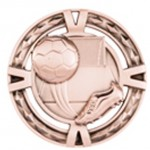 60mm Football Medals