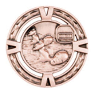60mm Swimming Medals 1