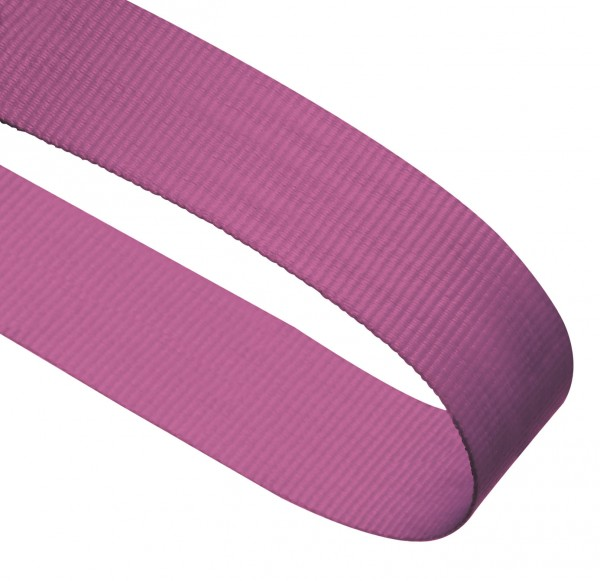 Pink Woven Medal Ribbons With Clip 1