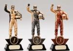 Resin Motor Sport Trophy Trophies