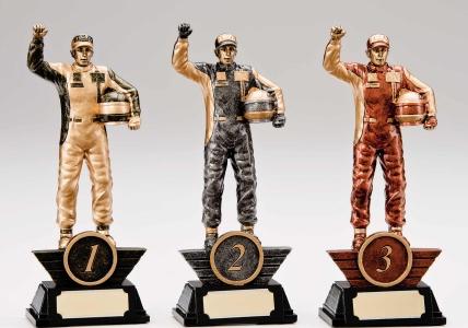Resin Motor Sport Trophy Trophies 1