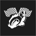 Motor Bike Winner Logo