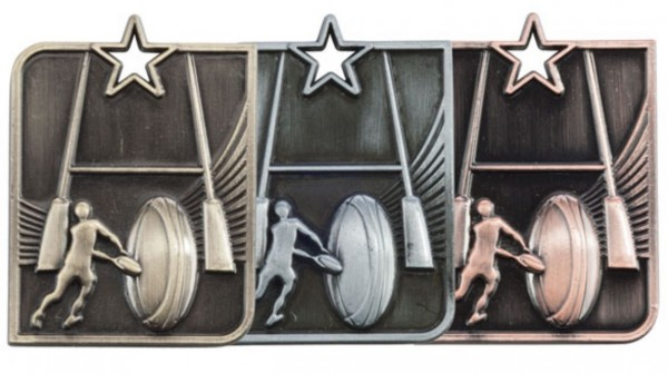 Budget Rugby Medals 1
