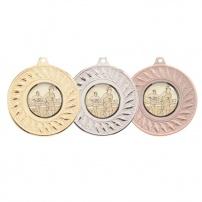 50mm Budget Medals 1