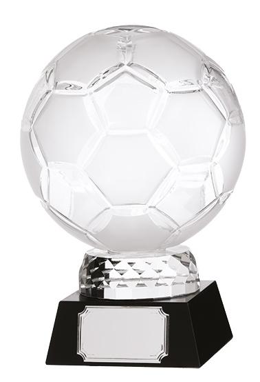 Crystal Football Trophies 1