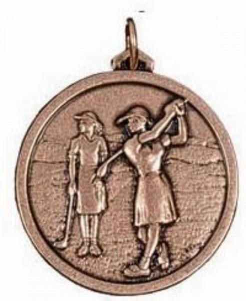 Ladies Golf Medal 1