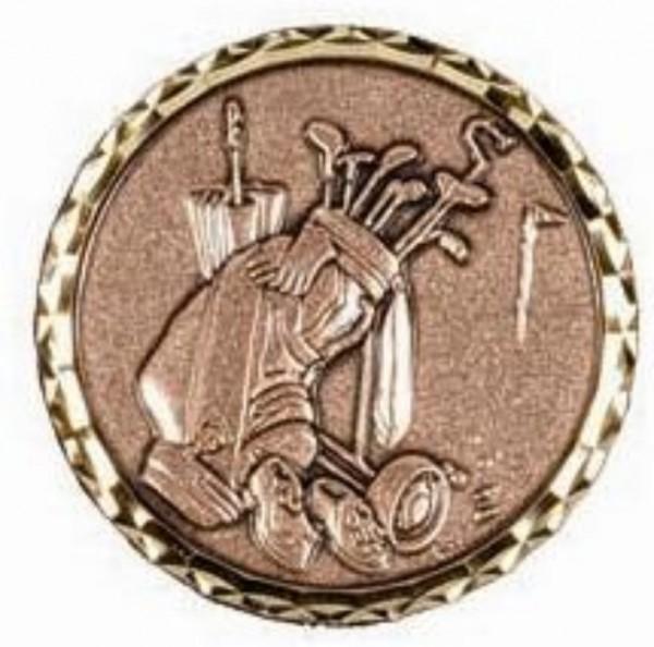 Golf Bag Medal 1