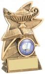 Resin Quiz Trophies / School Trophies For Knowledge
