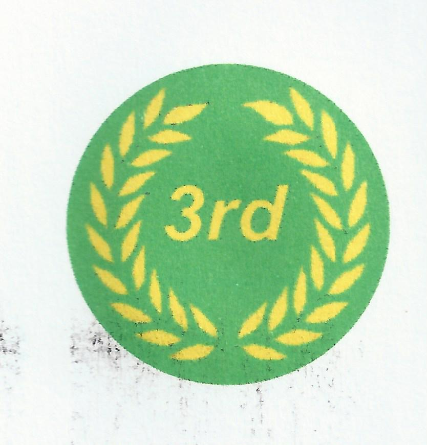 3rd (3)