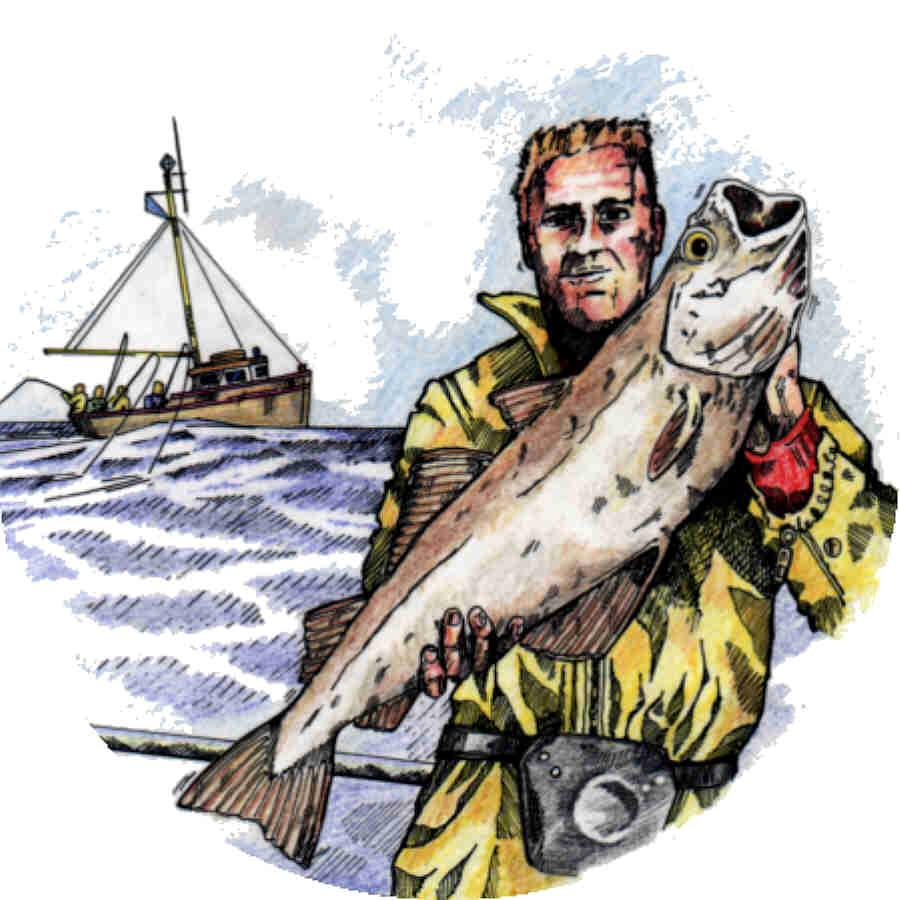 FISHING DEEP SEA