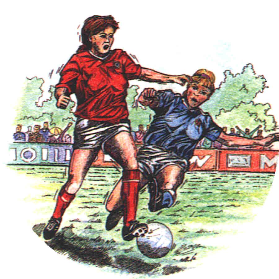 Football female