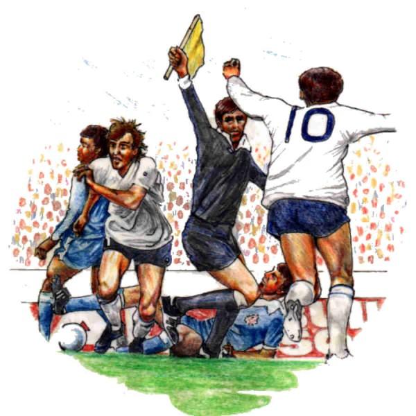 Football (linesman)