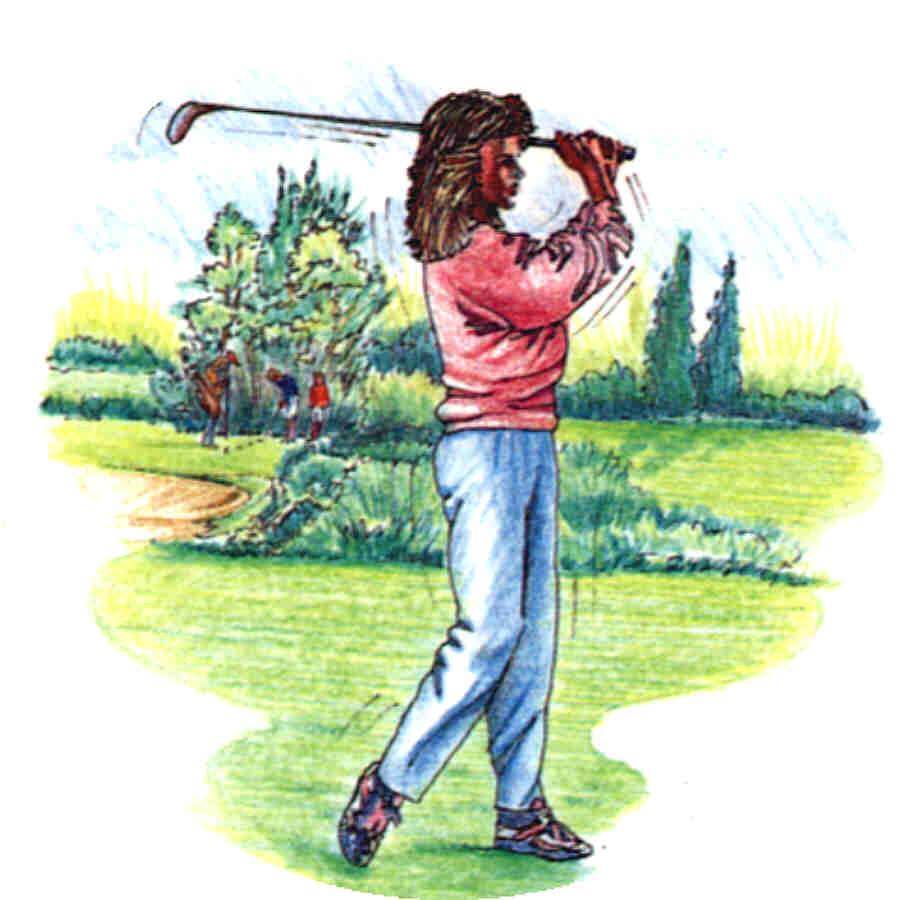Golf Female