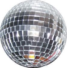 dance glitter ball