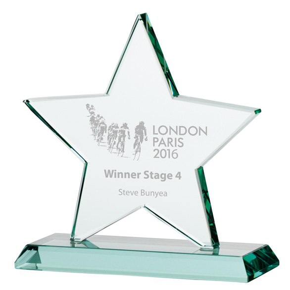 star jade glass awards CR16135C